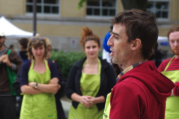 Marché Saint-Sauveur - Inauguration