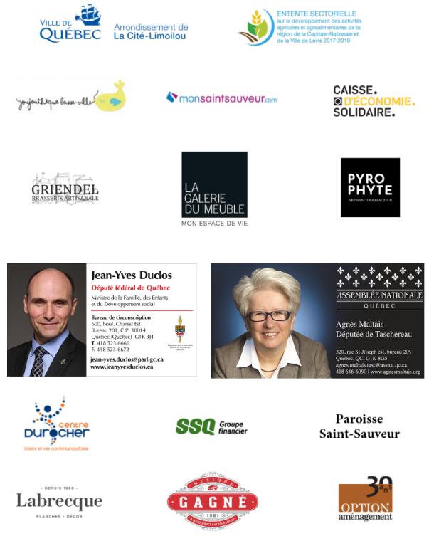 partenaires 2018